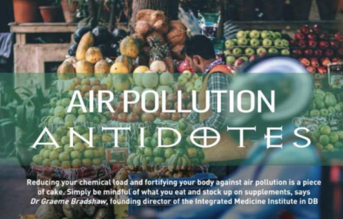 Air pollution antidotes – an article featured in Life on Lantau