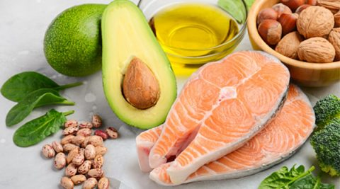 Let's talk about fats: omega oils