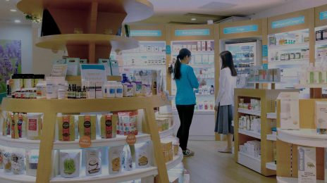 Natural dispensary and health shop