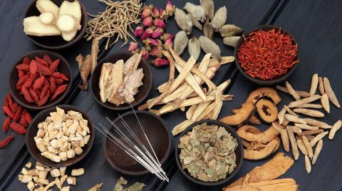 How to reduce stress naturally with acupuncture and herbs
