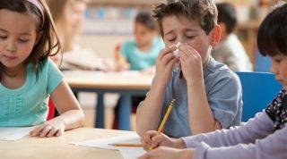 Preventing antibiotics – natural medicine to boost your child's immunity