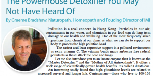 The powerhouse detoxifer you may not have heard of – an article featured in The Standard