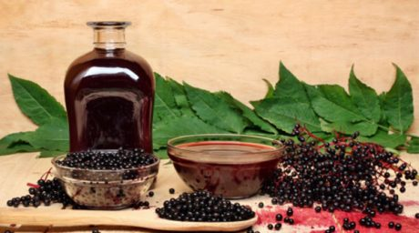 Elderberry extract: a natural anti-viral agent to help you fight colds and flu