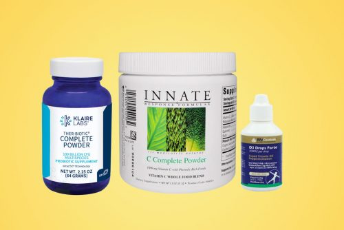 Essential immune support and add-ons for extra protection