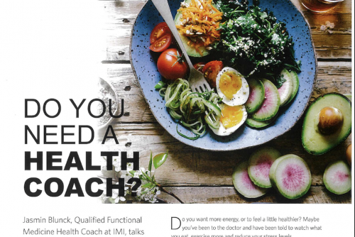 Do you need a health coach? – an article featured in Liv magazine