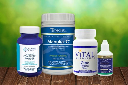 Your Essential Immune Support Kit