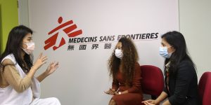 MSF trains foreign domestic helpers in HK for psychosocial support in this hour of need